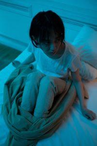Woman awakened by sleep apnea nightmares